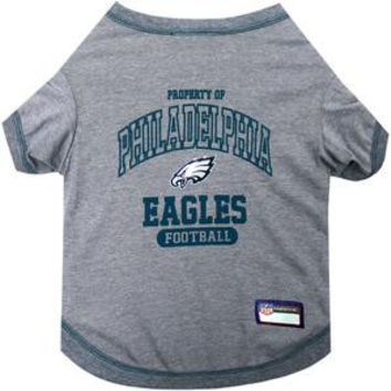 Philadelphia Eagles Pet Shirt XS