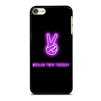 DOLAN TWIN TUESDAY iPod Touch 6 Case Cover