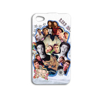 Nash Grier Phone Case Funny iPod Case Cute Boys Cover Magcon iPhone Case iPhone 4 Case iPhone 4s Case Cute iPhone 5 iPhone 5s iPod 5 Case
