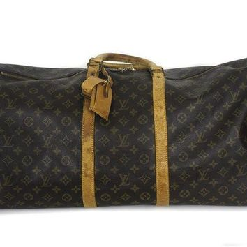 VLX9RV Louis Vuitton Unisex Monogram Duffel Bag