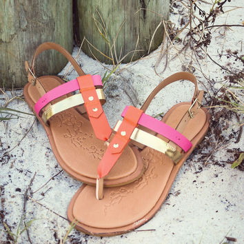 Sunshine Coast Thong Sandals
