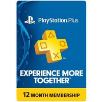 PlayStation Plus 1 Year Membership - (Email Delivery)-Newegg.com