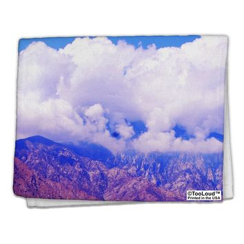 "California Mountainscape 11""x18"" Dish Fingertip Towel All Over Print"