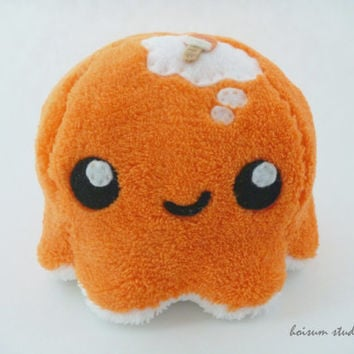 Octopus Plush - The Thoughtful Tako *Creamsicle Cravings*