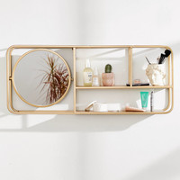 Lottie Mirror Shelf | Urban Outfitters