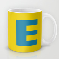 E is for Emeline :-) Mug by Project M