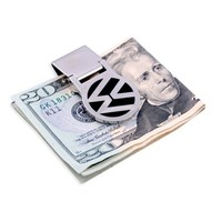 Genuine Volkswagen VW Hold Your Dough Money Clip