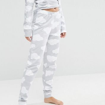 ASOS LOUNGE Cloud Jogger at asos.com