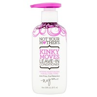 Not Your Mother's Kinky Moves Leave-in Conditioner, 8 fl oz - Walmart.com