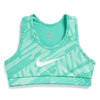 Girl's Nike 'Hypercool GFX' Dri-FIT Bra