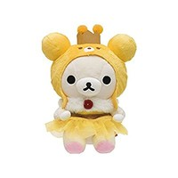 Rilakkuma honey forest harvest festival Stuffed doll M Korilakkuma MX19801