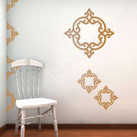 Classic Victorian Wall Decals