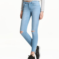 H&M Super Skinny Ankle Jeans $29.99