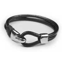 Awesome Hot Sale New Arrival Great Deal Gift Shiny Stylish Leather Accessory Handcrafts Men Bracelet [6526728643]