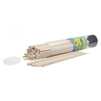 Simply Art Wood Assorted Size Dowel Value Pack 50 ct.