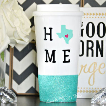 Long Distance - HOME Travel Mug