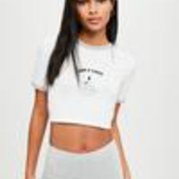 Missguided - Grey Like A Lady Lounge Set