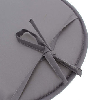 Round Circular Chair Cushion Seat Pads Removable Mat For Bistro Dining Sofa Meditation Floor Cushions Home for Office
