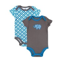 Yoga Sprout Bodysuit 2-Pack
