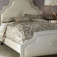 """Lamore"" Bed - Horchow"