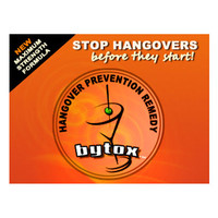 Hangover Prevention Patches - Pack of 10