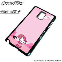 hello kitty For Samsung Note 4 Case Ali