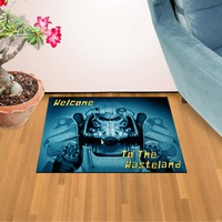 Fallout Welcome to the Wasteland Doormat Welcome Floormat
