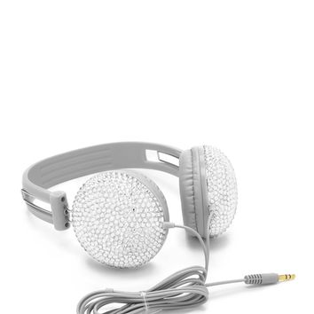 Rhinestone Headphones