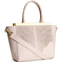 H&M - Handbag - Powder pink - Ladies