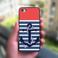 iphone 5C case,Anchor Navy,iphone 4 case,iphone 4S case,iphone 5 case,iphone 5S case,ipod 4 case,ipod 5 case,phone case,iphone case