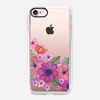 my lovely garden iPhone 7 Carcasa by Julia Grifol Diseñadora Modas-grafica | Casetify