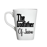 Godfather Coffee Mug, Personalized Godfather Gift, Will You Be My Godfather Gift, Godfather, Father's Day, The Godfather Mug