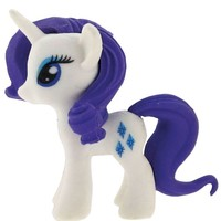 My Little Pony Rarity Puzzle Eraser