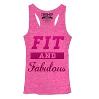 CHIN UP Women's - Fit and Fabulous T-Shirt