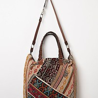 Free People Womens India Rose Tote