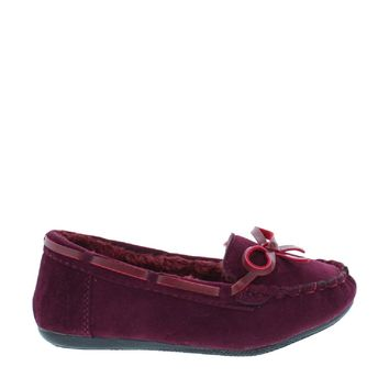 Kids Moccasin Slipper