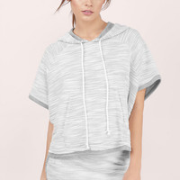 Casual Encounters Hoodie Top