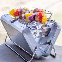 ModCloth Festival Cookout Crusader Portable Grill