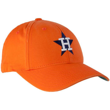 Houston Astros - '71 Logo Pastime Replica Adjustable Baseball Cap