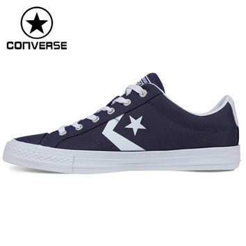 Original New Arrival 2017 Converse Star Player Unisex Skateboarding Shoes Sneakers