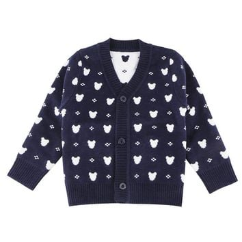 Cotton Boys Sweaters Character Boys & Girls Cardigan Sweaters Knitting Baby Sweater Baby Clothes High Quality Newborn Sweaters