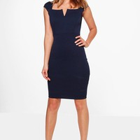 Alex Tailored Dress | Boohoo