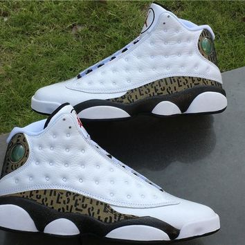 """Ready Stock"" Air Jordan 13 ""Love & Respect Men Sneaker"