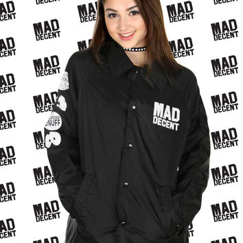 MAD DECENT COACHES JACKET