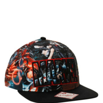 Marvel Logo The Avengers Sublimation Snapback Hat