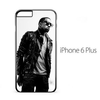 Kanye West Black iPhone 6 Plus Case