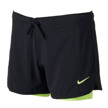 Nike Just Kickin' It Dri-FIT Double-Layer Soccer Shorts