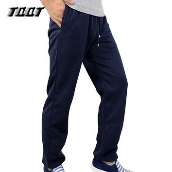 TQQT Pants Men Panelled Pants Warm Jogger Midweight Cargo Pants Men Drawstring Mens Clothing Elastic Waist Tactical Pants 7P0131