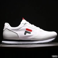FILA Hot Sale Summer Runing Sports Casual Classical Men shoes