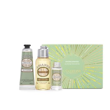 Indulgent Almond Voyage Set | Gifts of Provence